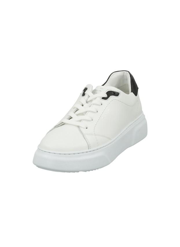 Sneakersy skórzane SEACOAST